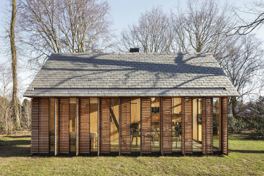 Recreation House by Zecc Architecten (6)