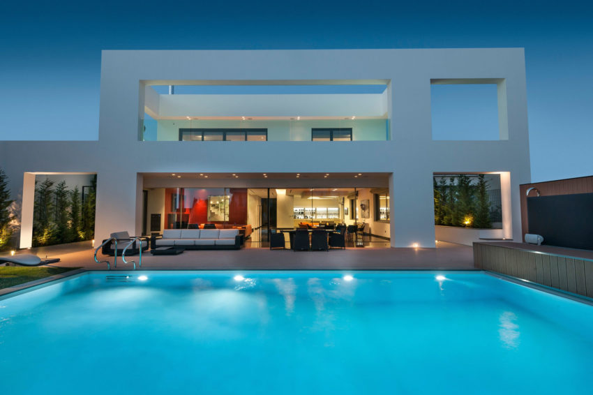 Residence in Glyfada by Dolihos Architects (19)