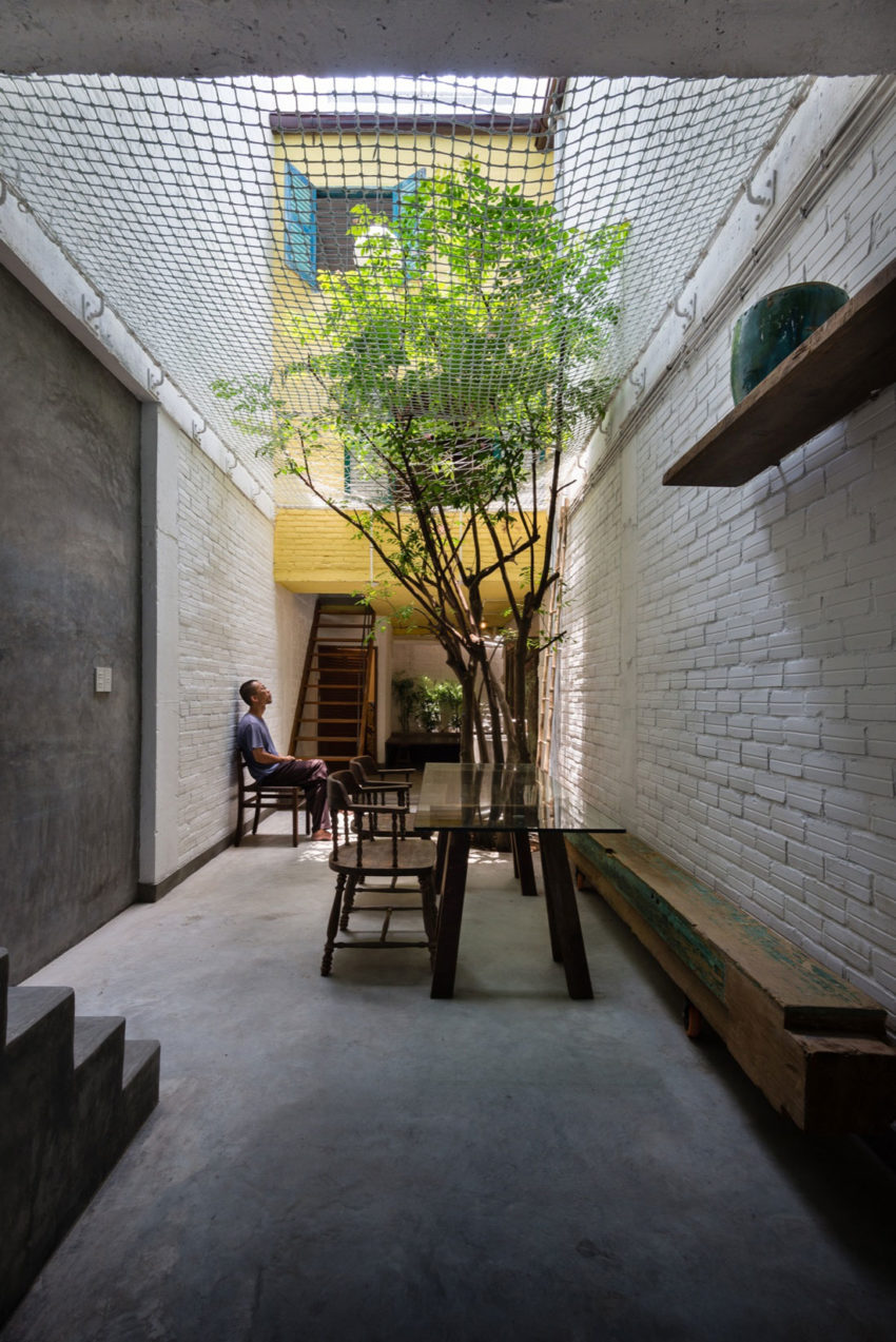 Saigon House by a21studio (1)