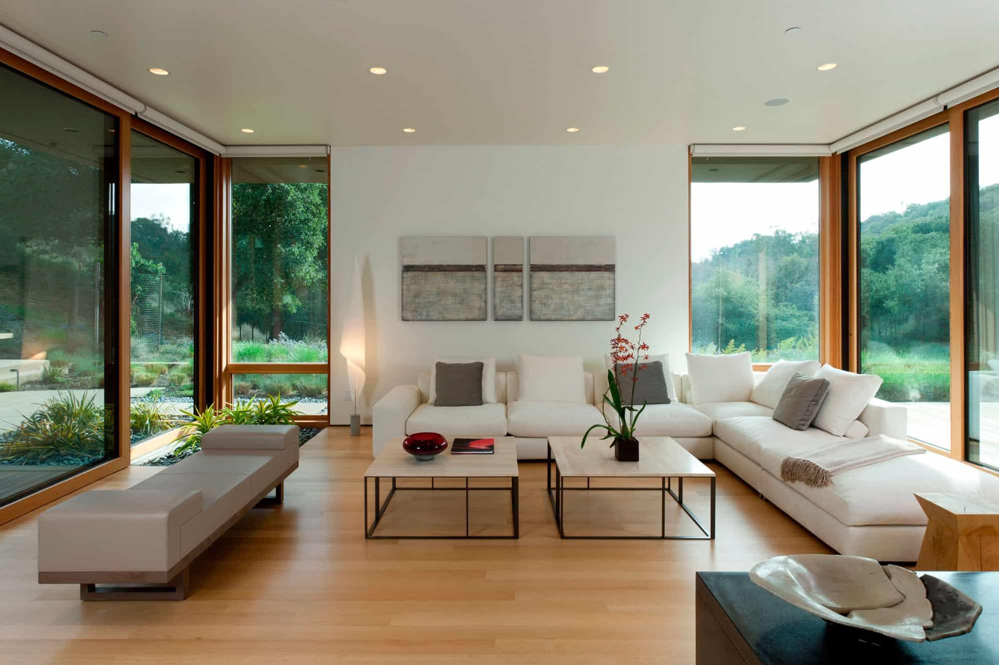 Sinbad Creek Residence by Swatt Miers Architects