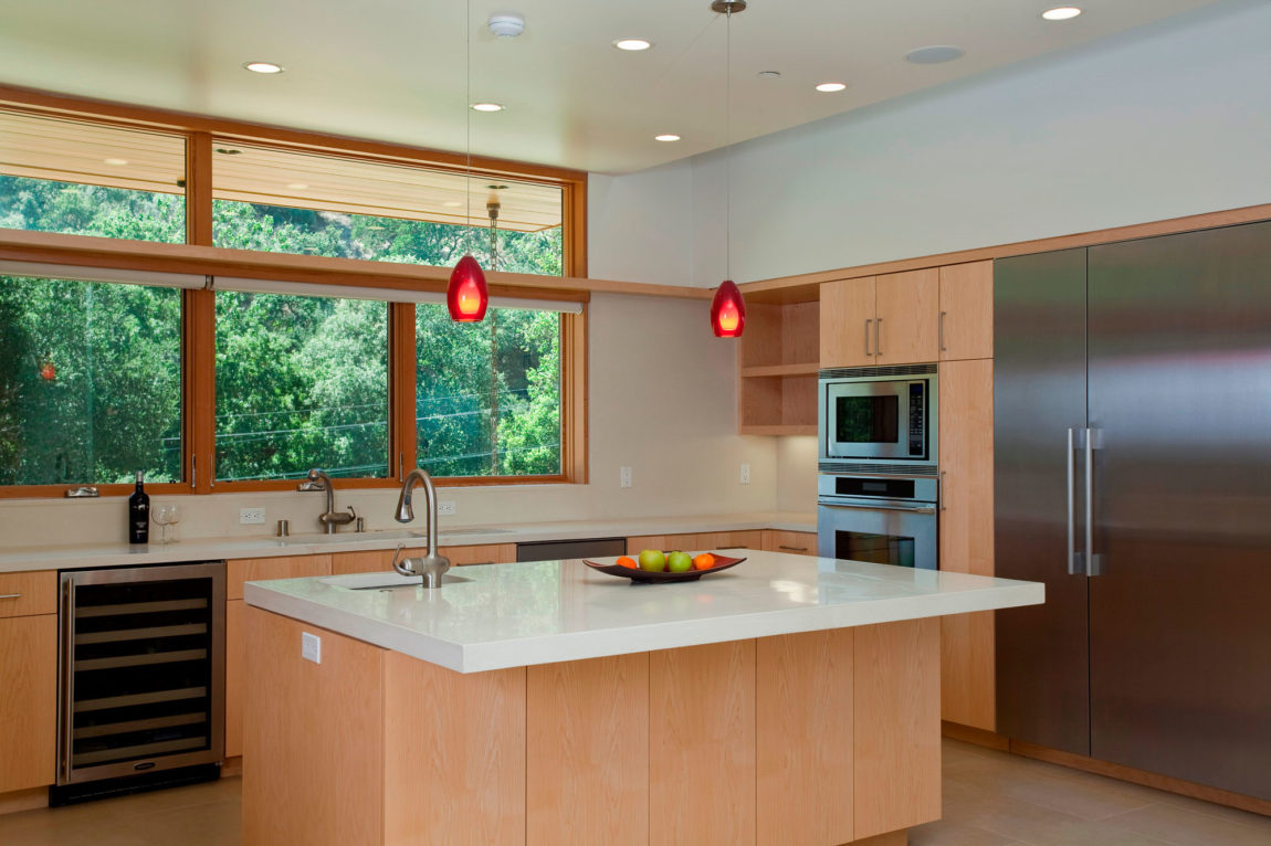 Sinbad Creek Residence by Swatt Miers Architects (9)