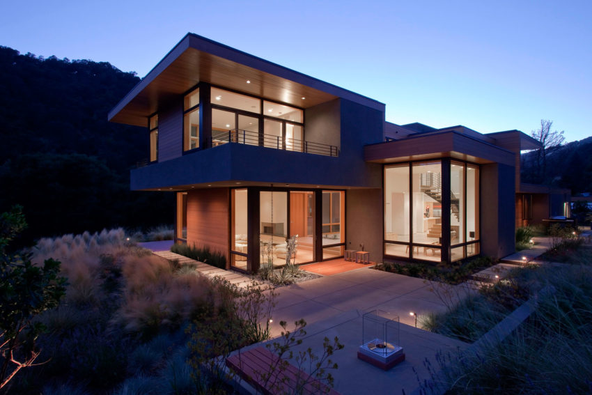 Sinbad Creek Residence by Swatt Miers Architects (21)