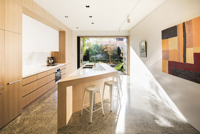 South Melbourne House 2 by Mitsuori Architects (6)