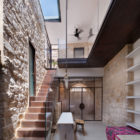 Stone House Conversion by Henkin Shavit Architecture (3)
