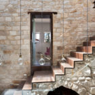 Stone House Conversion by Henkin Shavit Architecture (9)