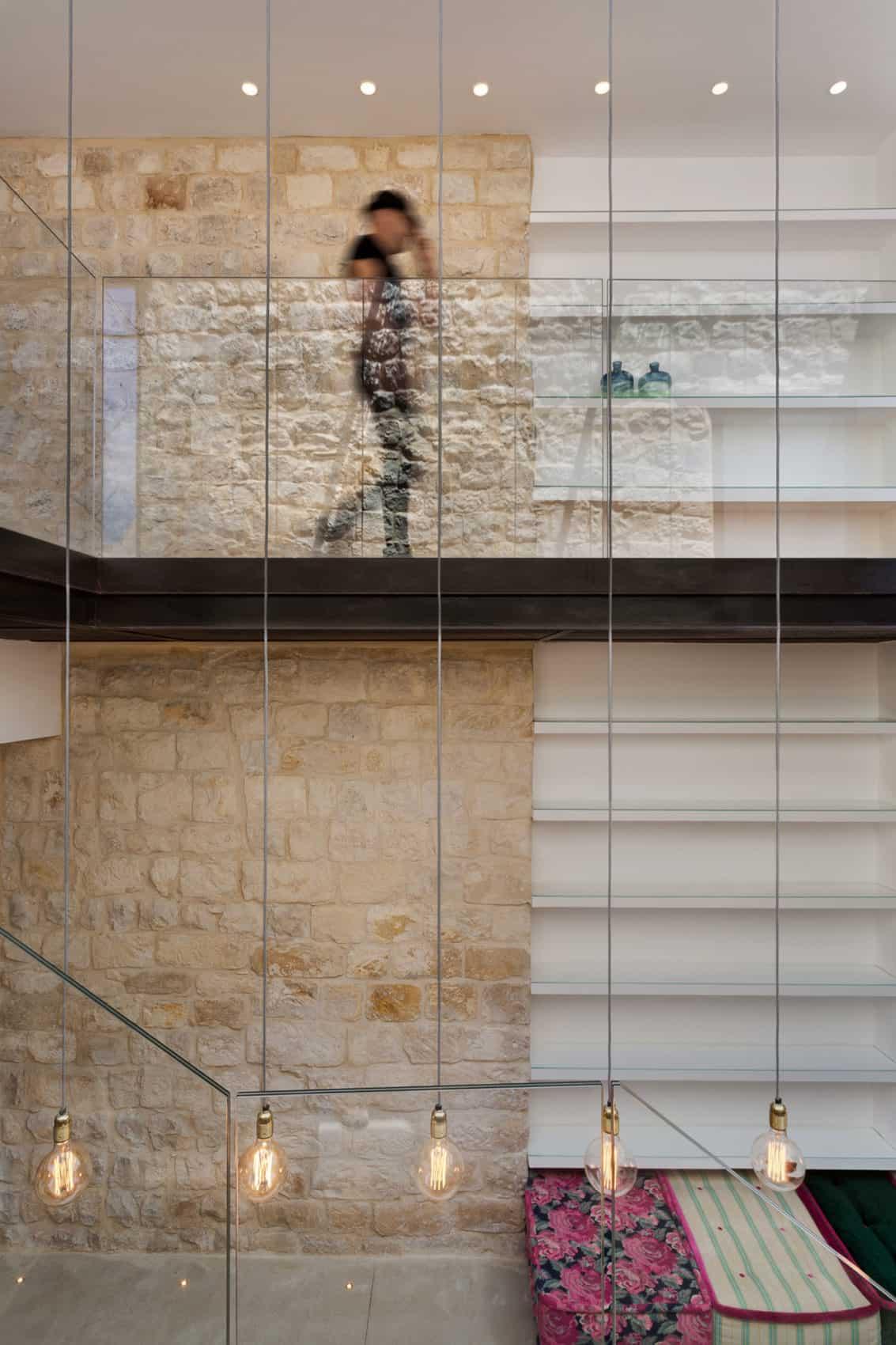 Stone House Conversion by Henkin Shavit Architecture (10)
