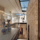 Stone House Conversion by Henkin Shavit Architecture (11)