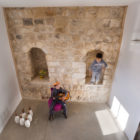Stone House Conversion by Henkin Shavit Architecture (13)