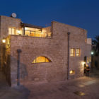 Stone House Conversion by Henkin Shavit Architecture (23)