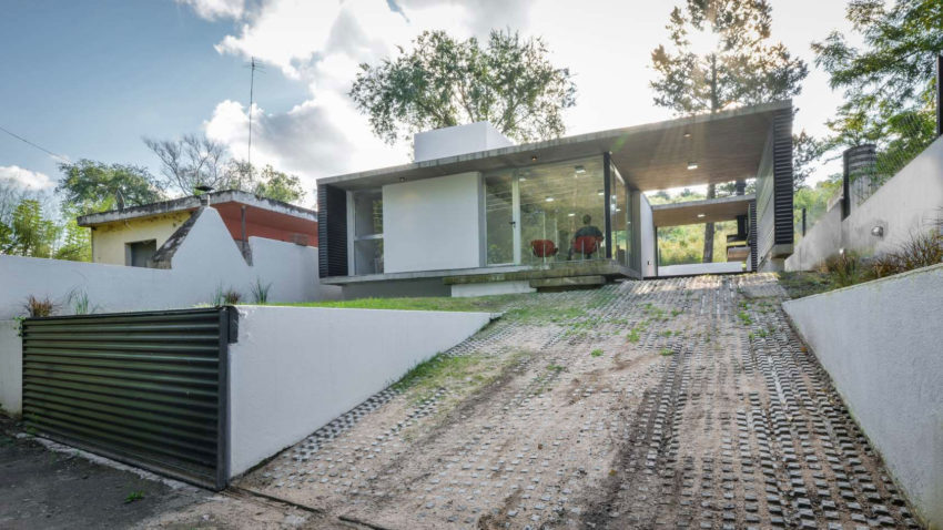 Suburban House by STC ARQUITECTOS (1)