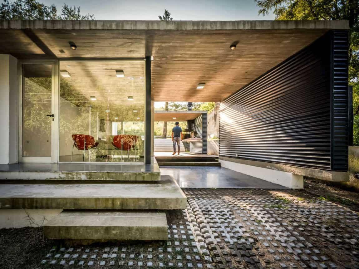 Suburban House by STC ARQUITECTOS (4)