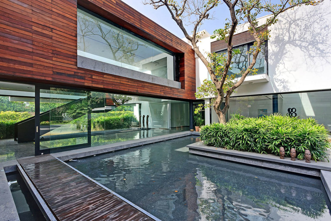 Three Trees House by DADA & Partners (7)