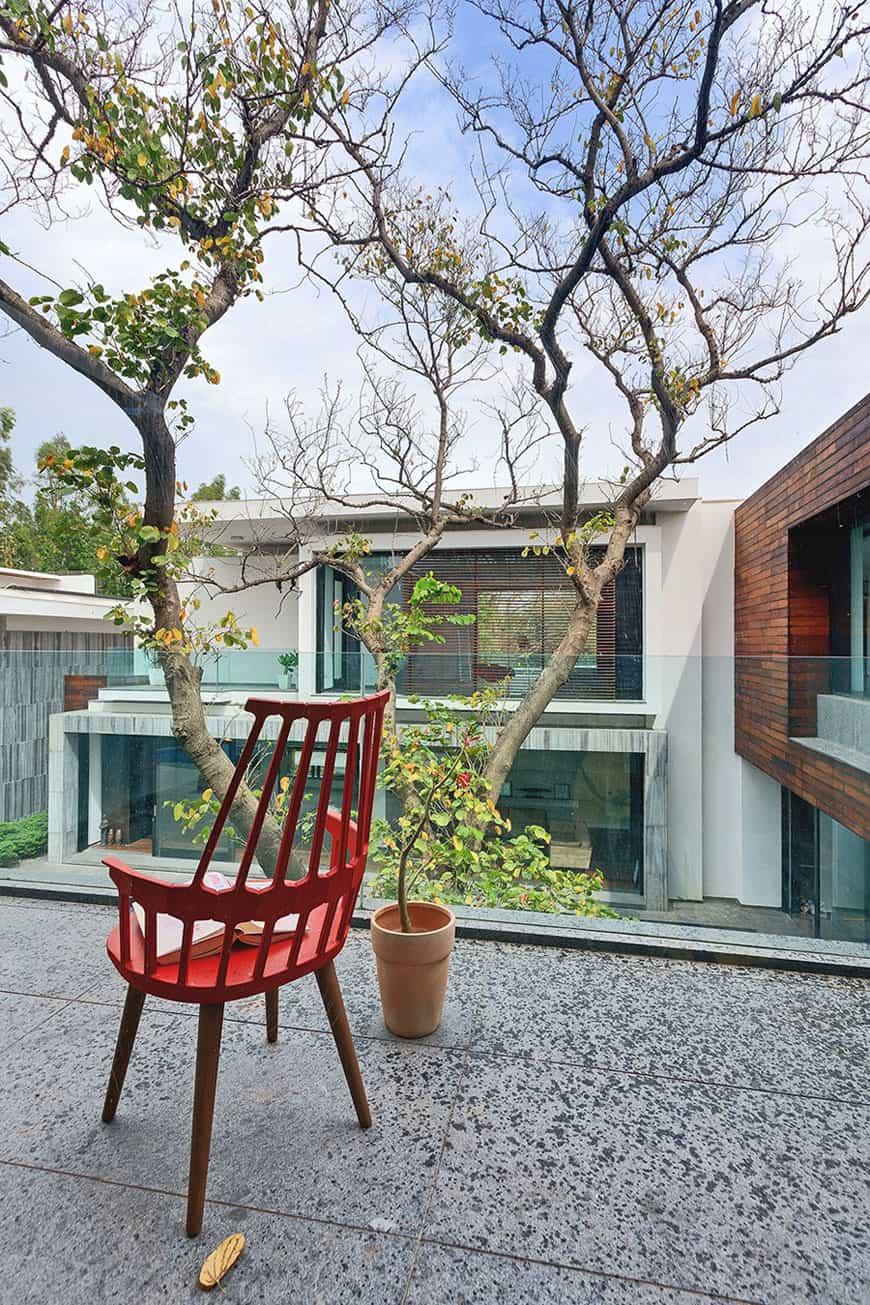 Three Trees House by DADA & Partners (11)