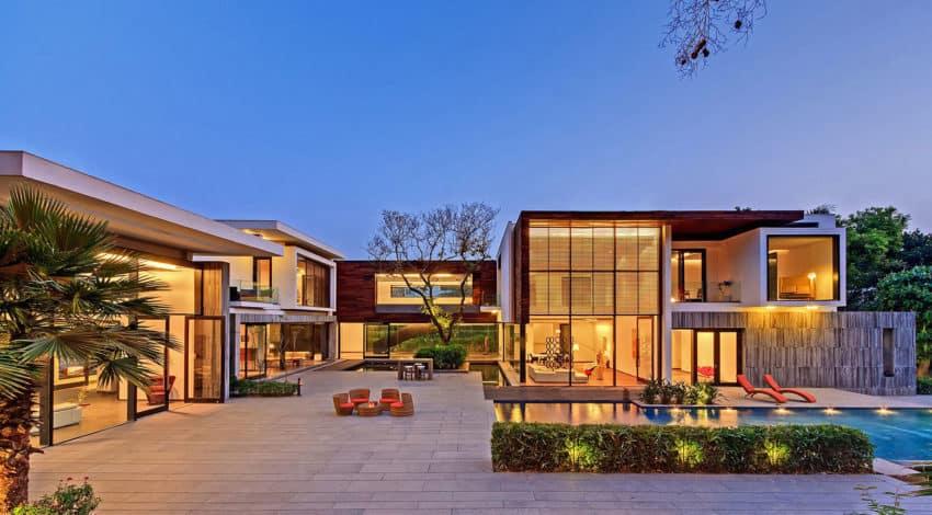 Three Trees House by DADA & Partners (21)