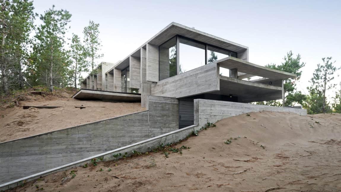 Wein House by Besonias Almeida Arquitectos (2)