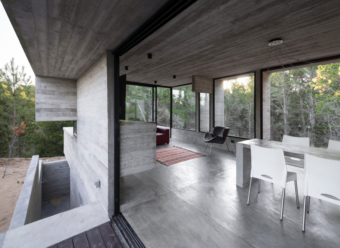 Wein House by Besonias Almeida Arquitectos (5)