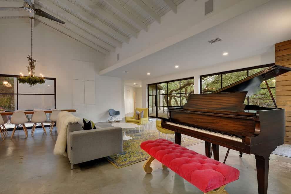 Westlake Rustic Contemporary by Capstone Custom Homes (11)