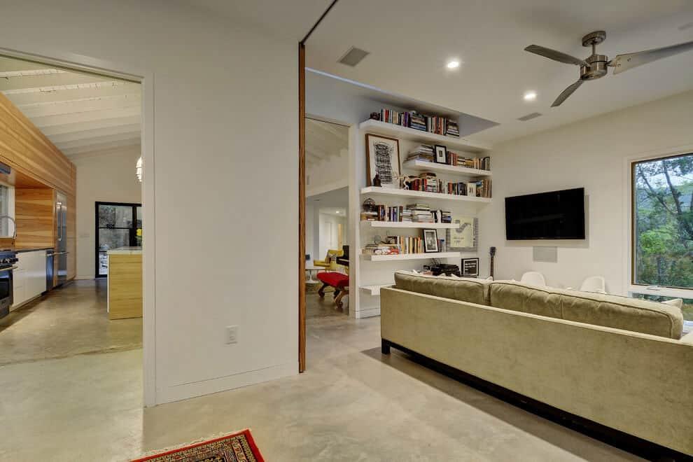 Westlake Rustic Contemporary by Capstone Custom Homes (20)