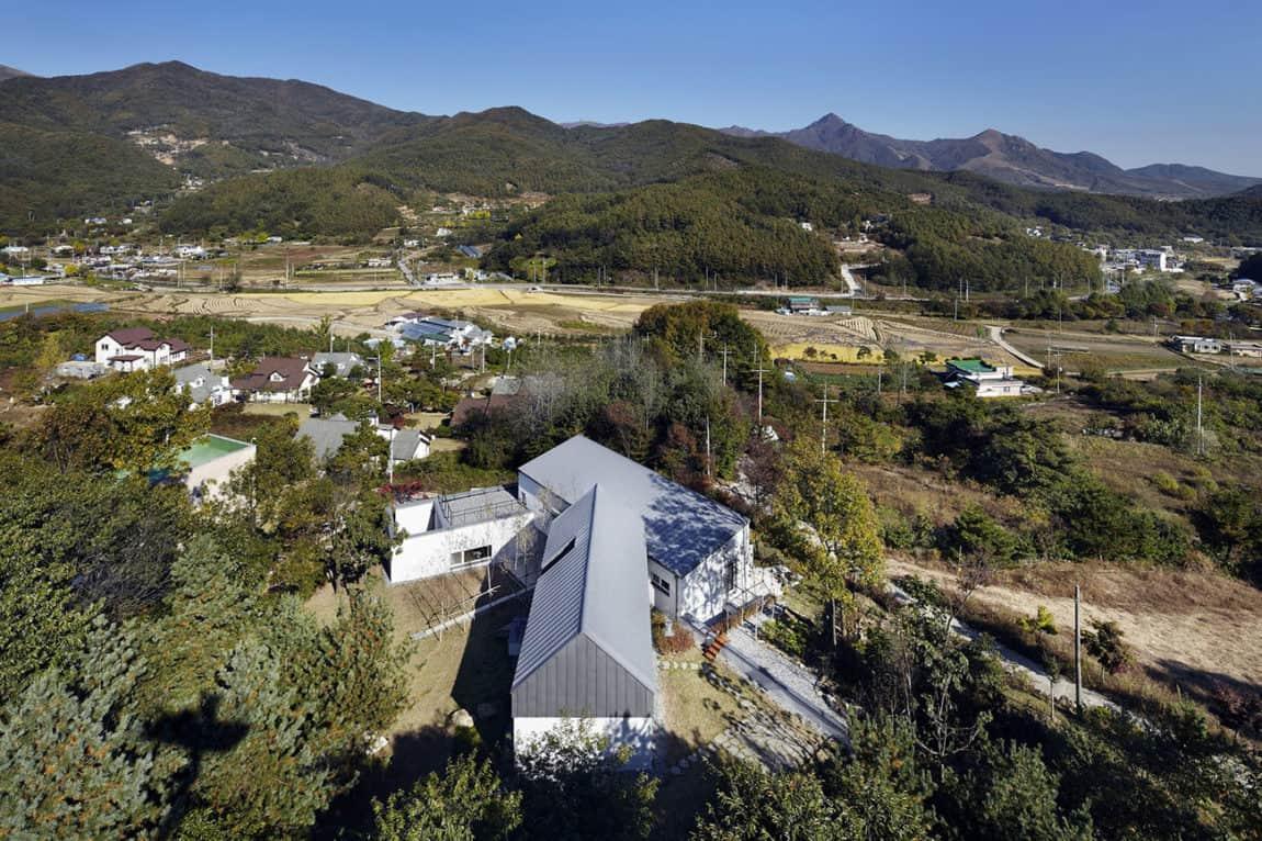 Yangpyeong Passive House by Engineforce Architect (1)