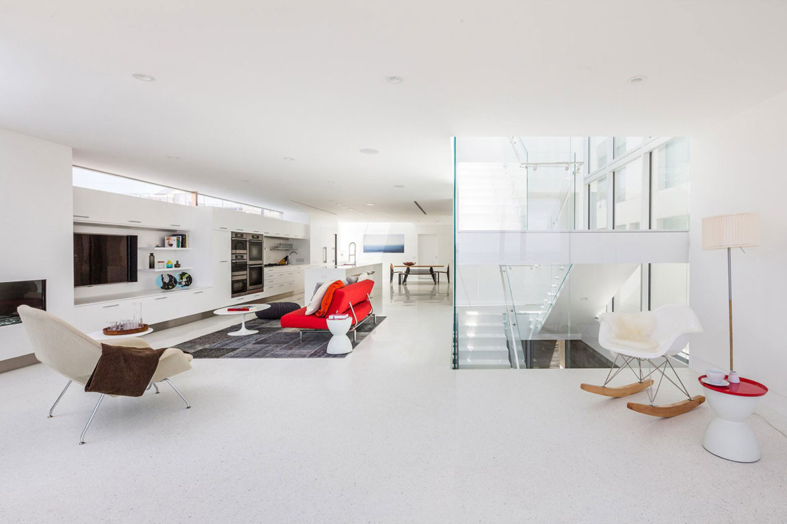 Zig-Zag House by Dan Brunn Architecture (2)