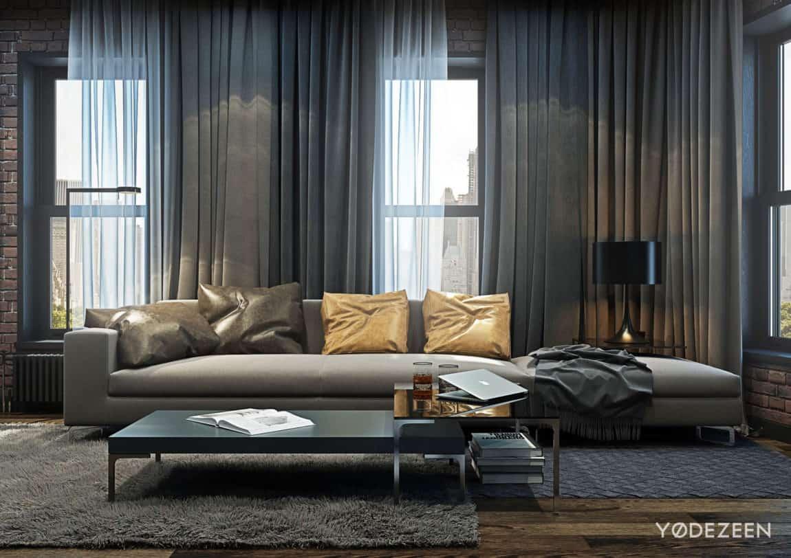 Apartment Brooklyn by YoDezeen (2)