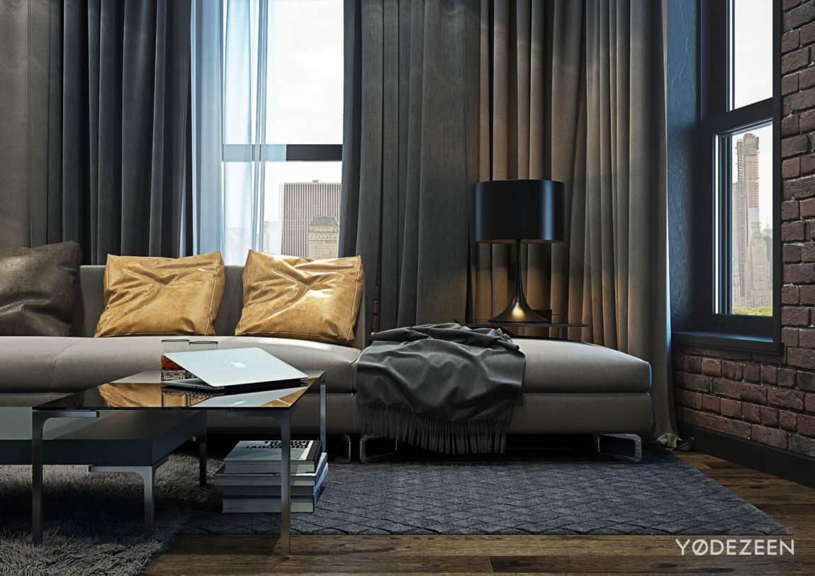 Apartment Brooklyn by YoDezeen (4)