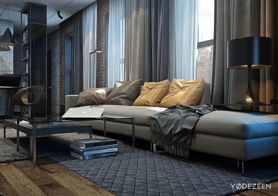 Apartment Brooklyn by YoDezeen (5)