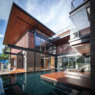 Bridge House by Junsekino Architect And Design (4)