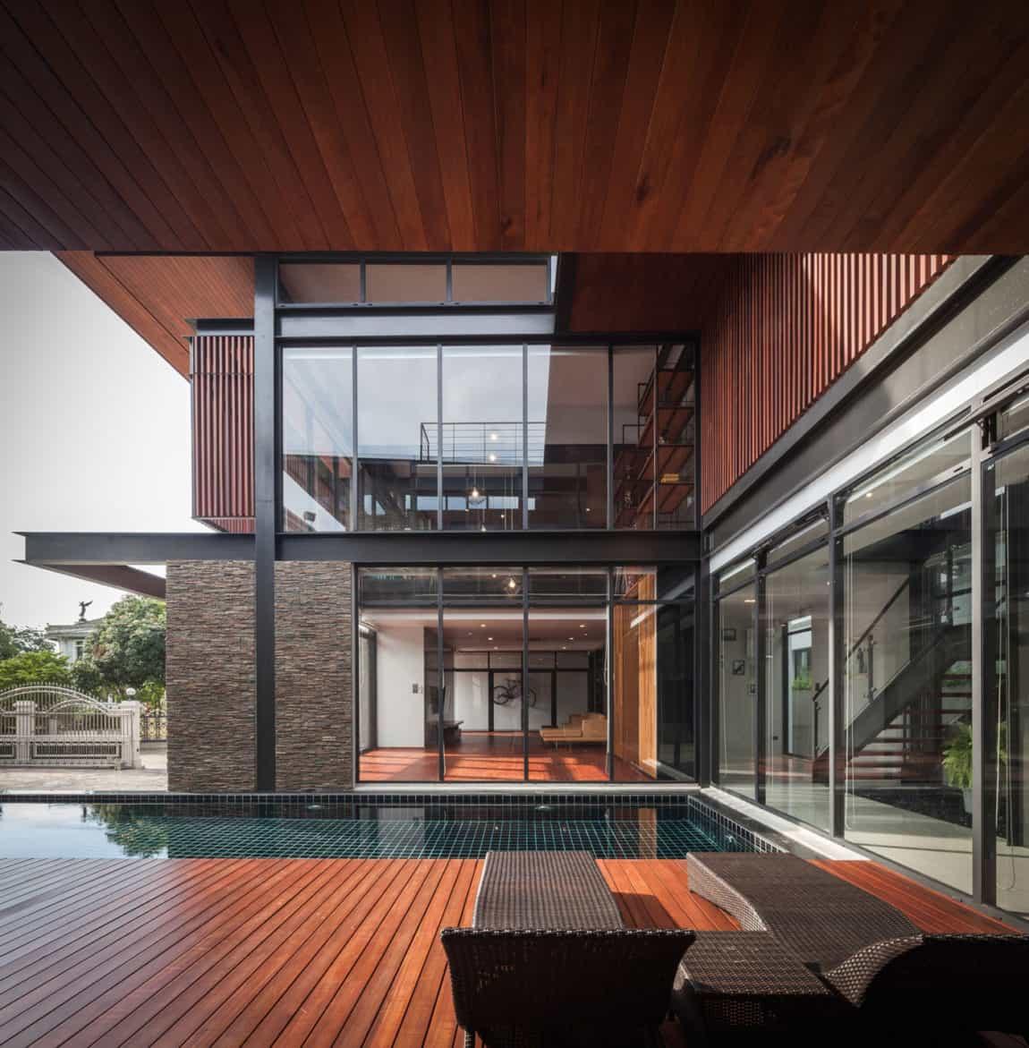 Bridge House by Junsekino Architect And Design (5)