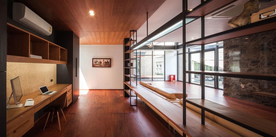 Bridge House by Junsekino Architect And Design (9)
