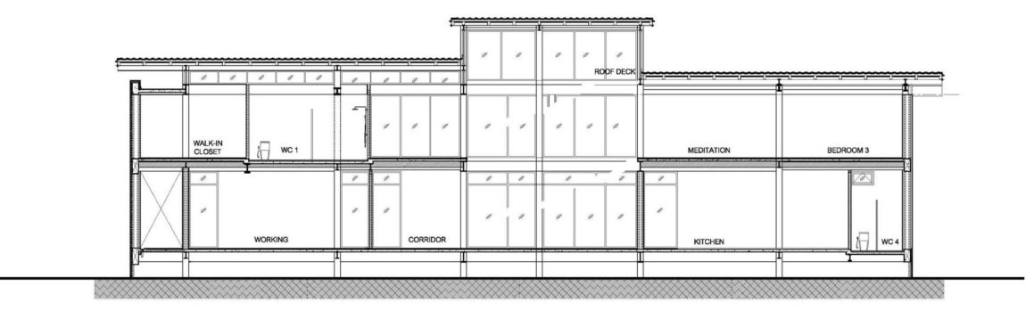 Bridge House by Junsekino Architect And Design (25)