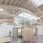 Bowstring Truss House by Works Partnership Architecture (12)