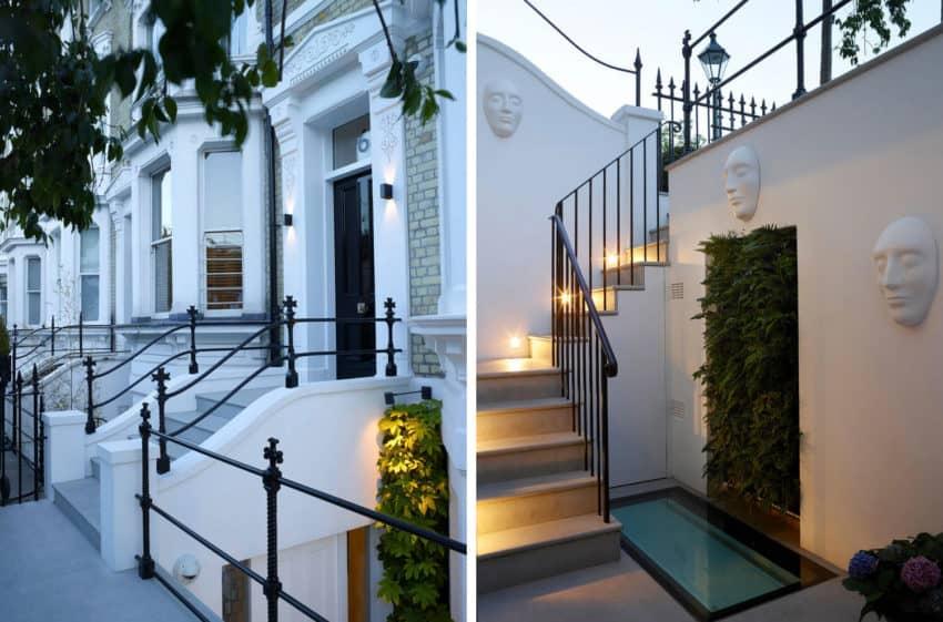 Chelsea House by Stephen Fletcher Architects (1)