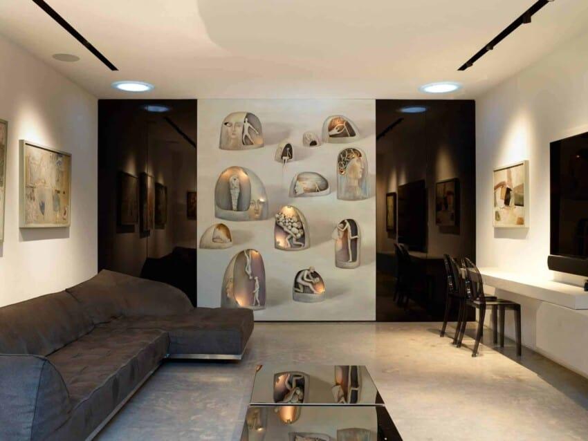 Chelsea House by Stephen Fletcher Architects (4)