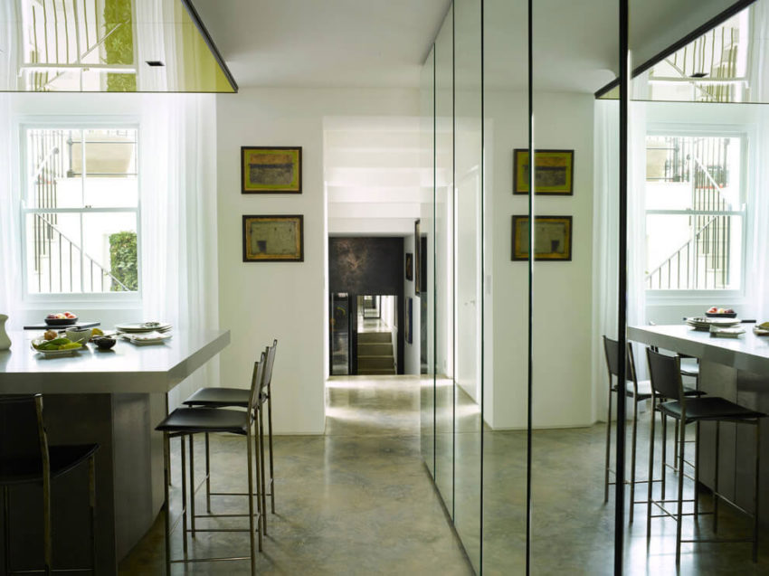 Chelsea House by Stephen Fletcher Architects (6)