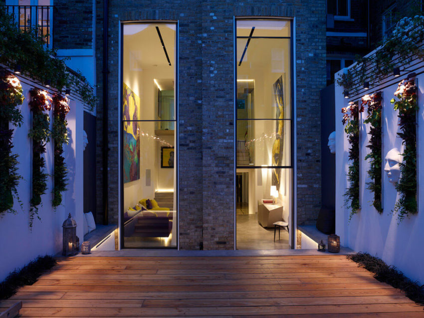 Chelsea House by Stephen Fletcher Architects (20)