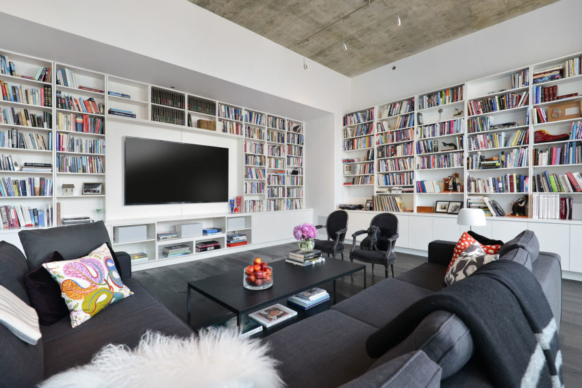 Chicago Penthouse by Dresner Design (4)