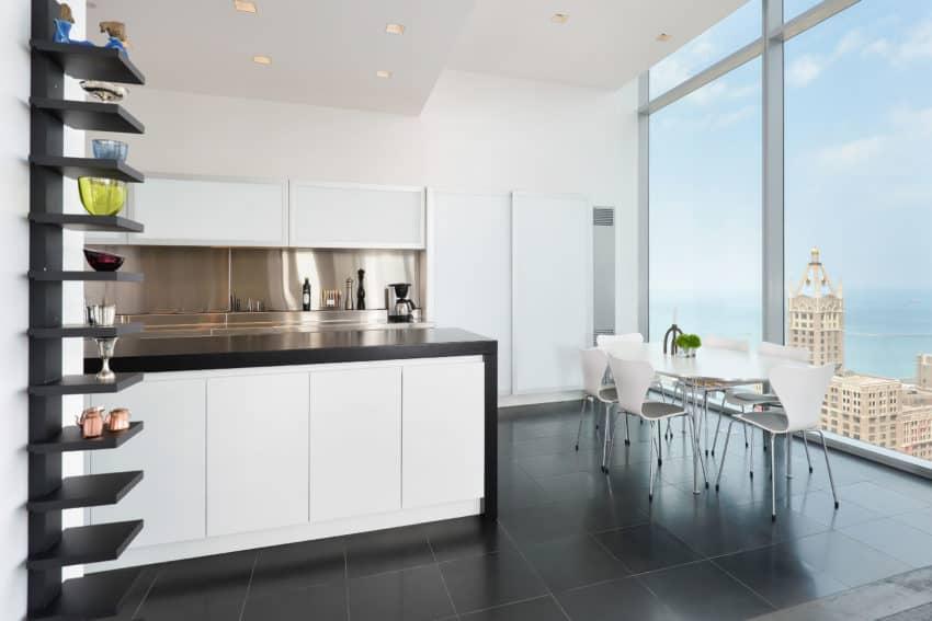 Chicago Penthouse by Dresner Design (6)