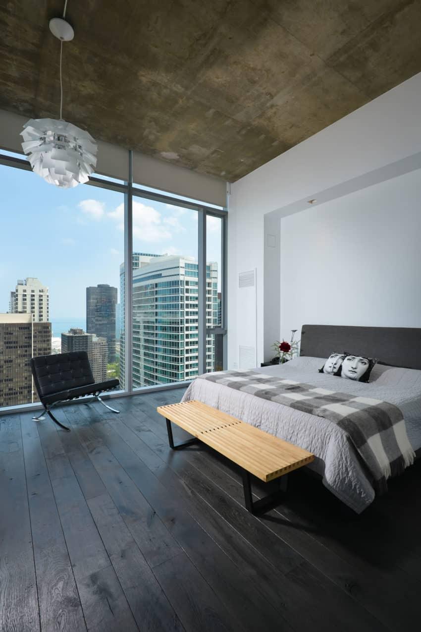 Chicago Penthouse by Dresner Design (14)