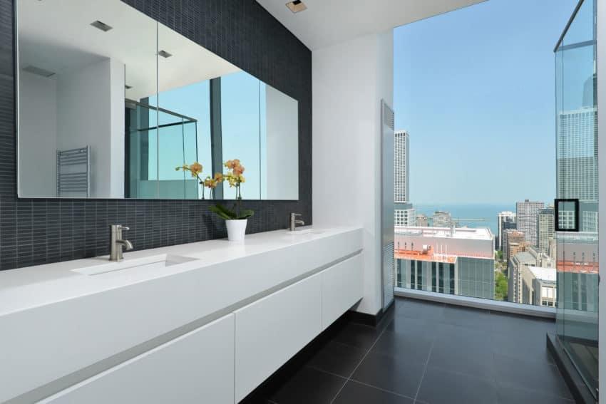 Chicago Penthouse by Dresner Design (15)