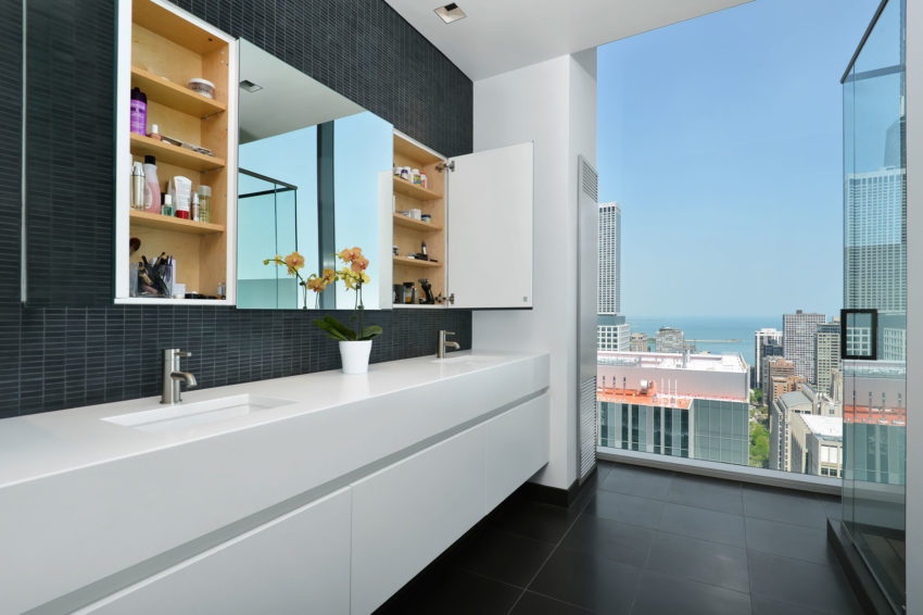 Chicago Penthouse by Dresner Design (16)
