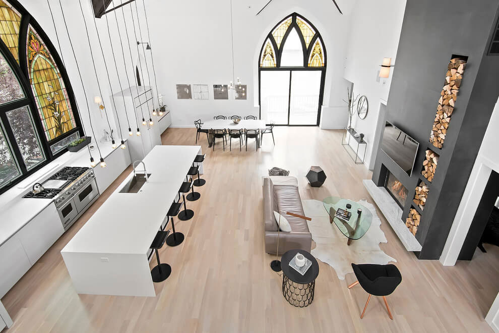 Church Conversion by Linc Thelen Design (2)