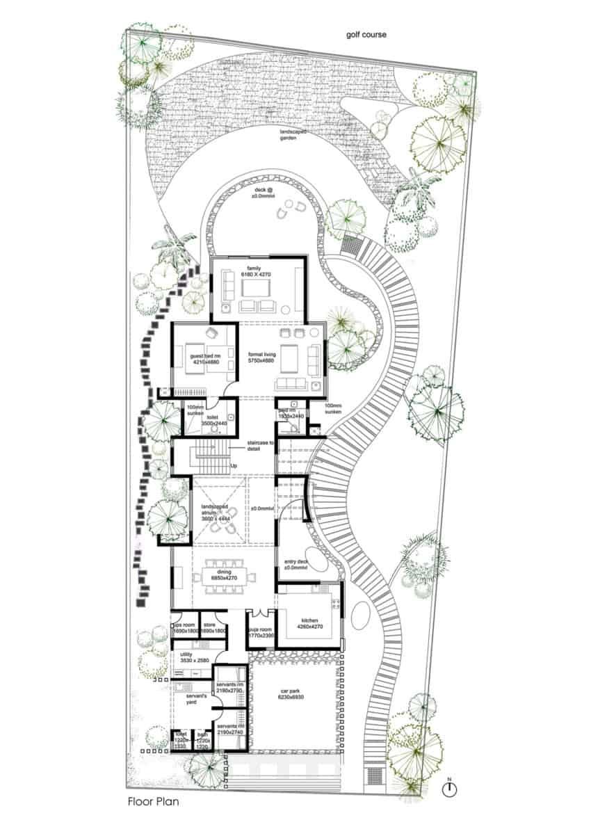 Clover Villa by Mistry Architects (14)