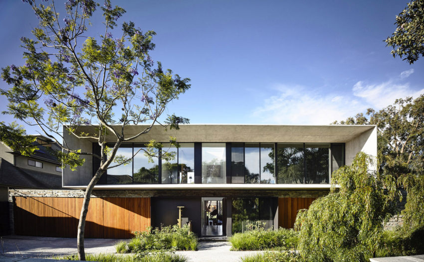 Concrete House by Matt Gibson Architecture (1)