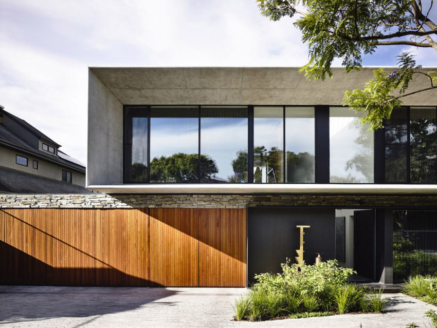 Concrete House by Matt Gibson Architecture (3)