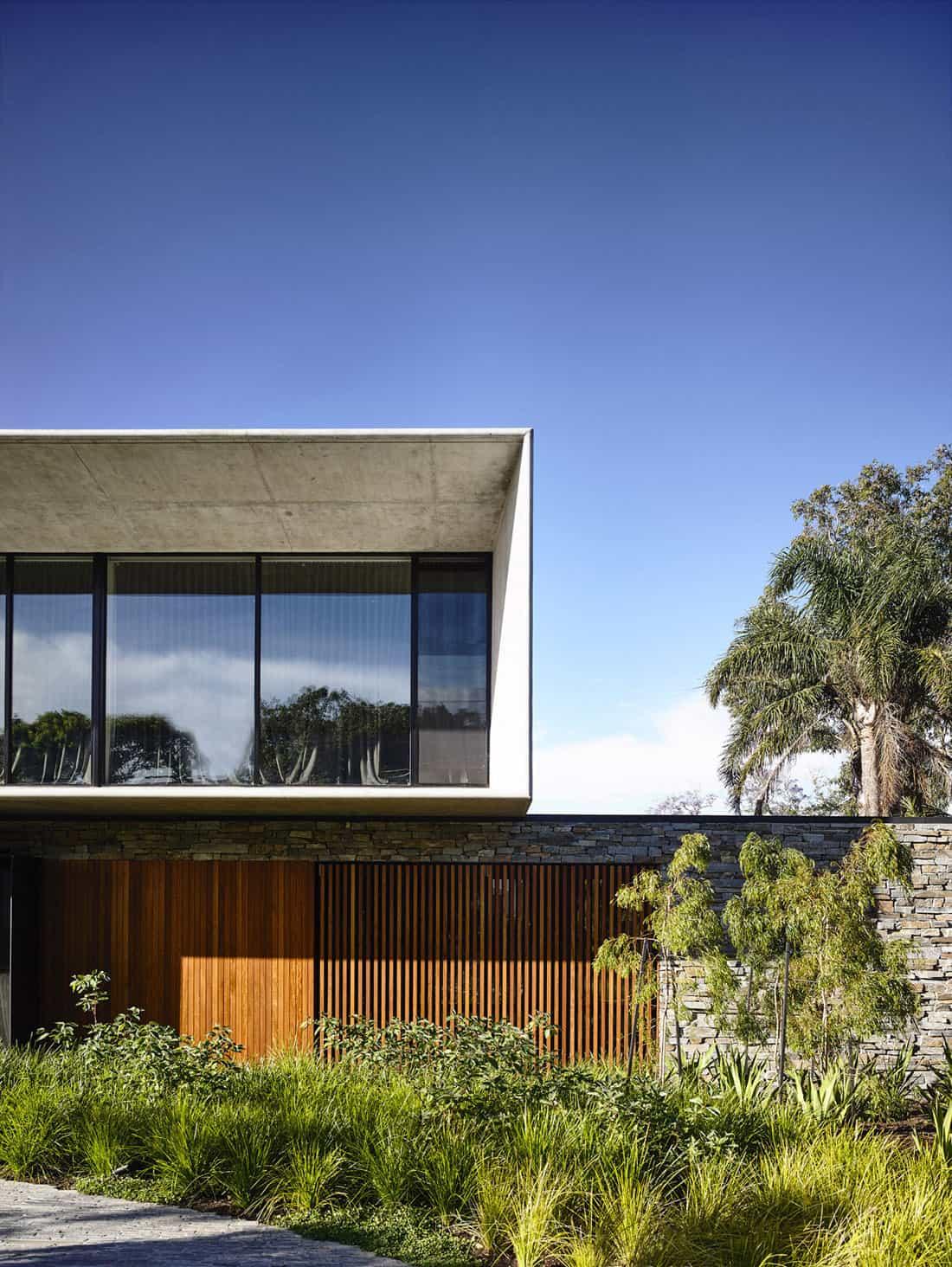 Concrete House by Matt Gibson Architecture (4)