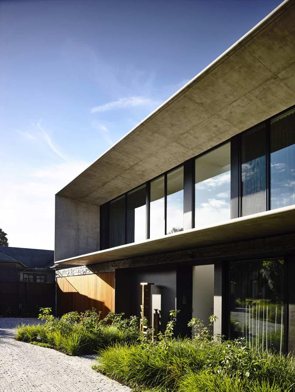 Concrete House by Matt Gibson Architecture (5)