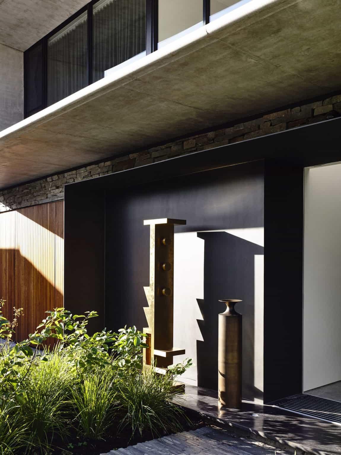 Concrete House by Matt Gibson Architecture (6)