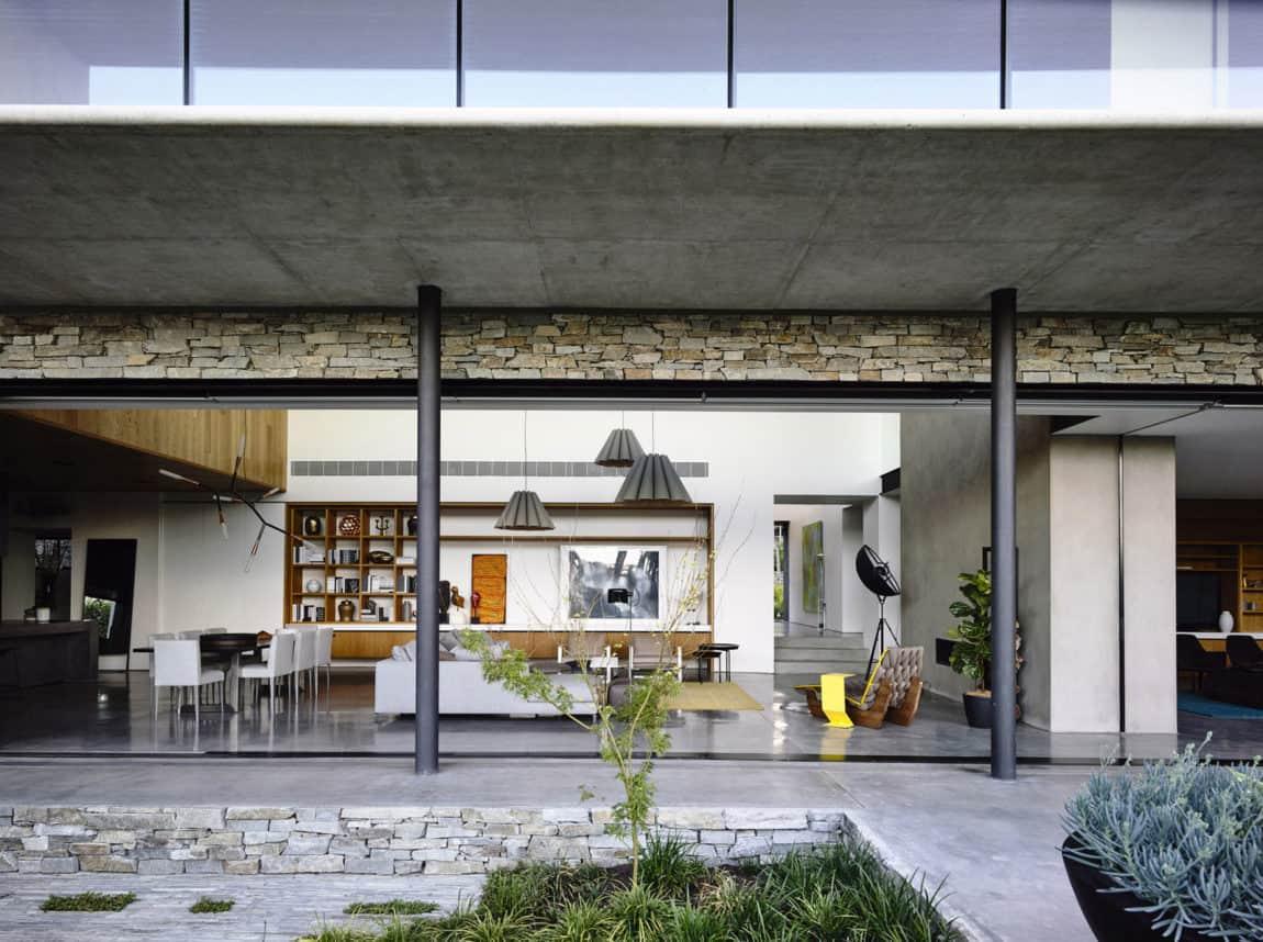 Concrete House by Matt Gibson Architecture (8)