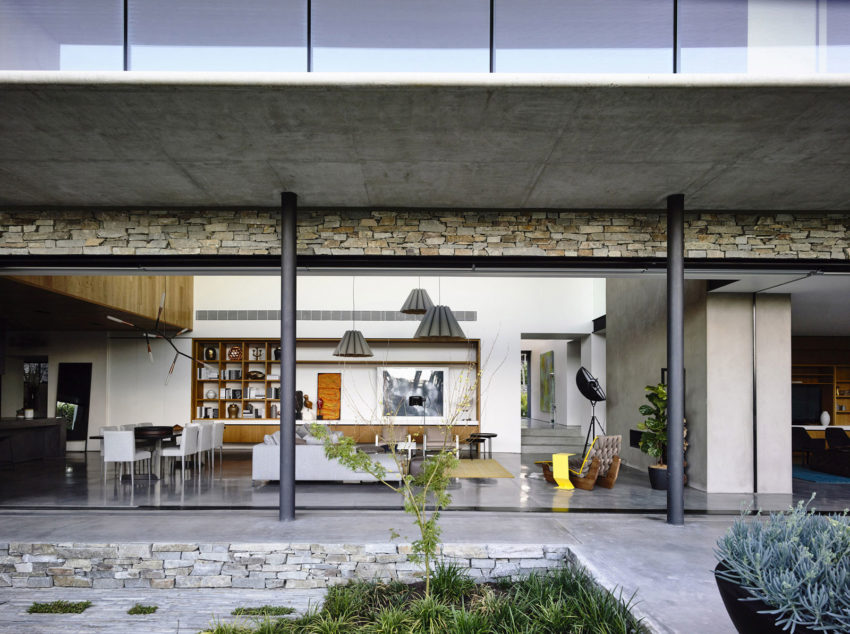 Concrete House by Matt Gibson Architecture (8)